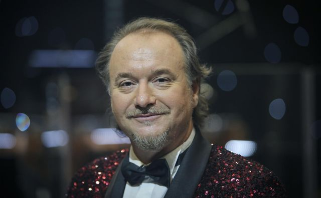 Patrik Greblo je uvedel bolj demokratičen način umetniškega vodenja orkestra. Foto Jože Suhadolnik