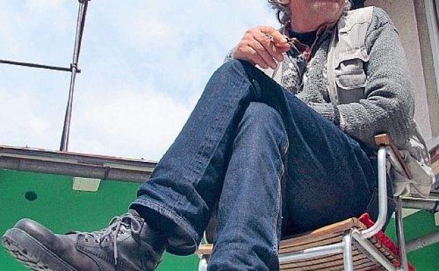 Želko Pelicon se jev Kudu Franceta Prešerna 30 let razdajal kulturnim druženjem. Foto arhiv DPZN