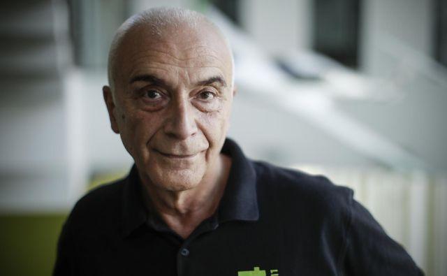Ivo Boscarol, lastnik in direktor podjetja Pipistrel, je ponudil sodelovanje Slovenski vojski. Foto Uroš Hočevar