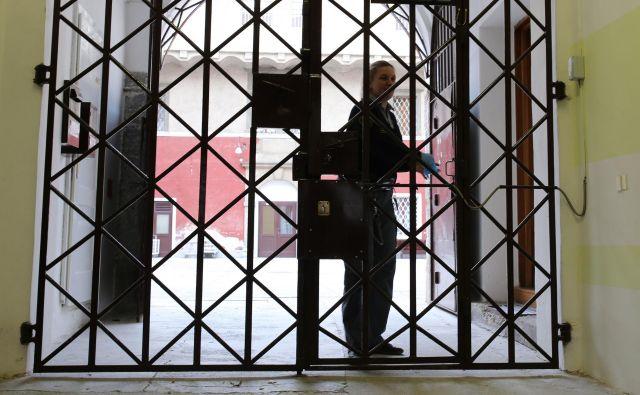 Več kot eno leto je bila ženska priprta, čeprav bi se tožilstvo zadovoljilo s pogojno kaznijo. FOTO: Tomi Lombar/Delo