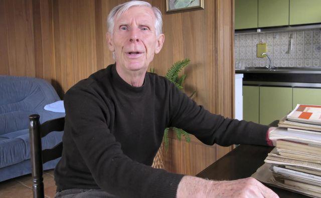 Baletni umetnik in pedagog, maestro Gorazd Vospernik je vse svoje življenje posvetil baletu. Foto Dbus