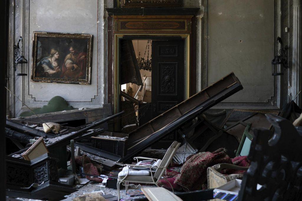 Izbrisani še ostanki ostankov