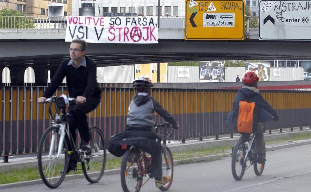 V združenju mestnih občin pravijo, da je temeljni način sodelovanja občanov pri upravljanju javnih zadev udeležba na lokalnih volitvah.<br /> Foto Matej Družnik