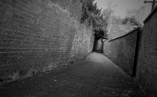 Moč slepe ulice Foto Shutterstock