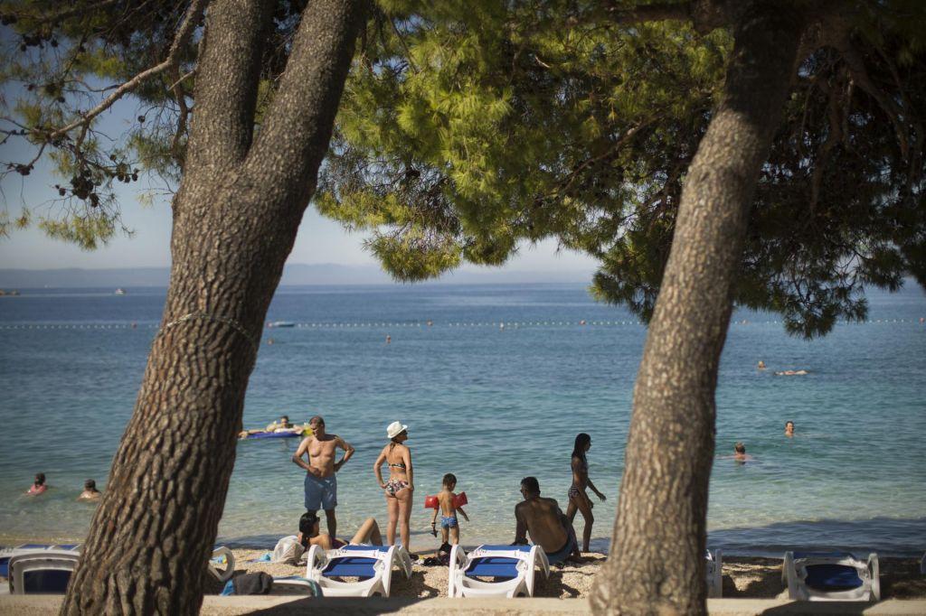 Slovenci na drugem mestu med tujimi gosti na Hrvaškem