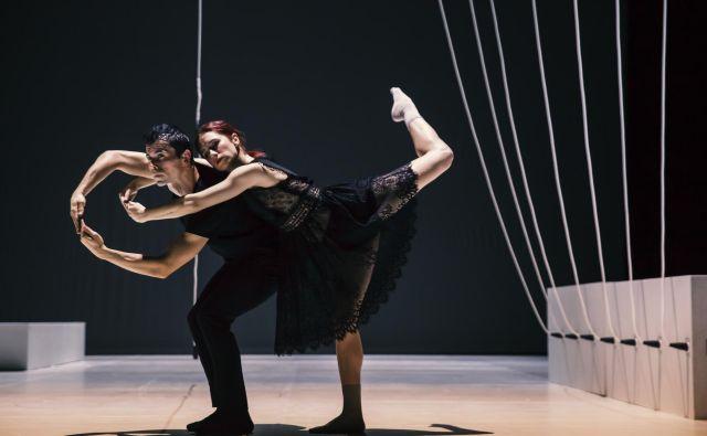 Za predstavo De-set sta Nastja Bremec in Michal Rinya prejela nagrado na festivalu Jacob's Pillow v New Yorku. Foto Urška Boljkovac/arhiv Front@