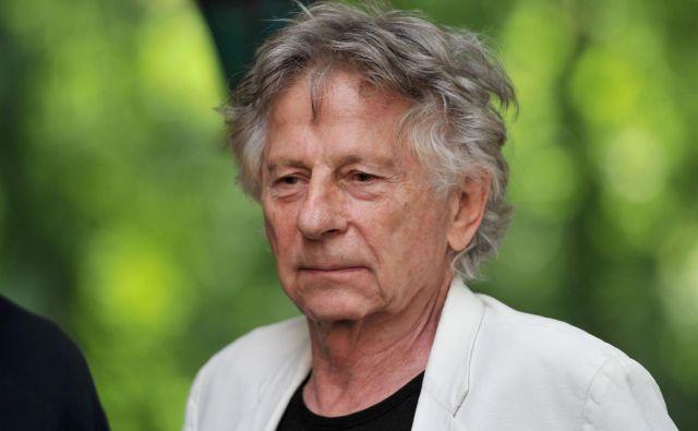 Roman Polanski je v Hollywoodu nezaželena osebnost. FOTO: Guillaume Souvant/AFP
