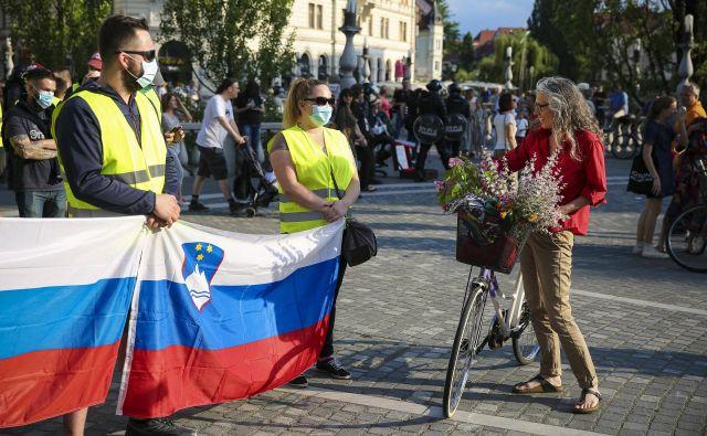 Številnim državljanom v Sloveniji se nam že vse od leta 1992 dozdeva, da nas naša država premalo upošteva. FOTO: Jože Suhadolnik/Delo
