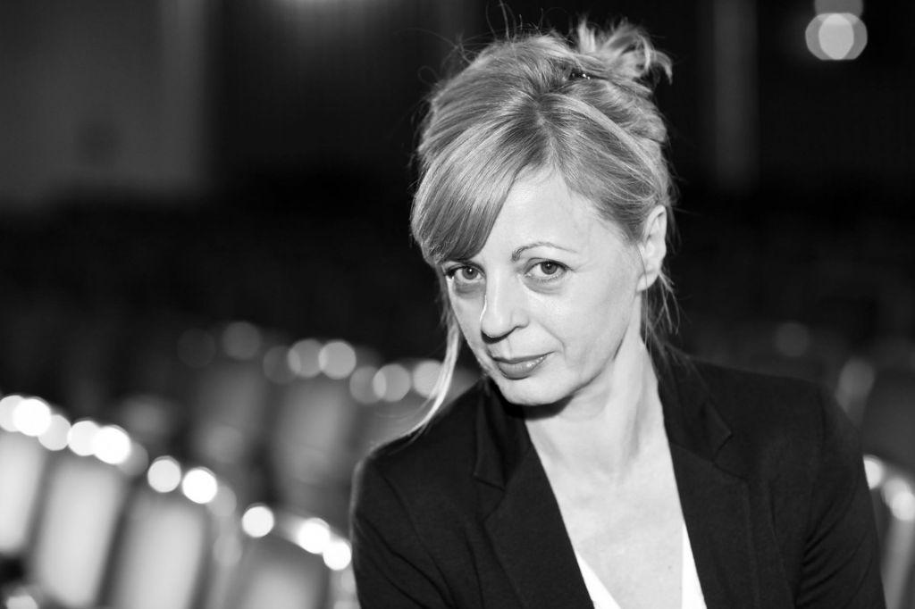 Livija Pandur: Gledališče je zame edina oaza živega dialoga