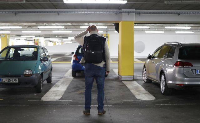 Za ustrezno varnost avtomobila moramo najprej poskrbeti sami. FOTO: Leon Vidic