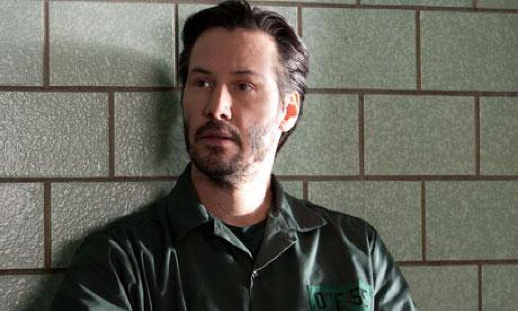 Keanu Reeves tretjič na glasbeno potovanje
