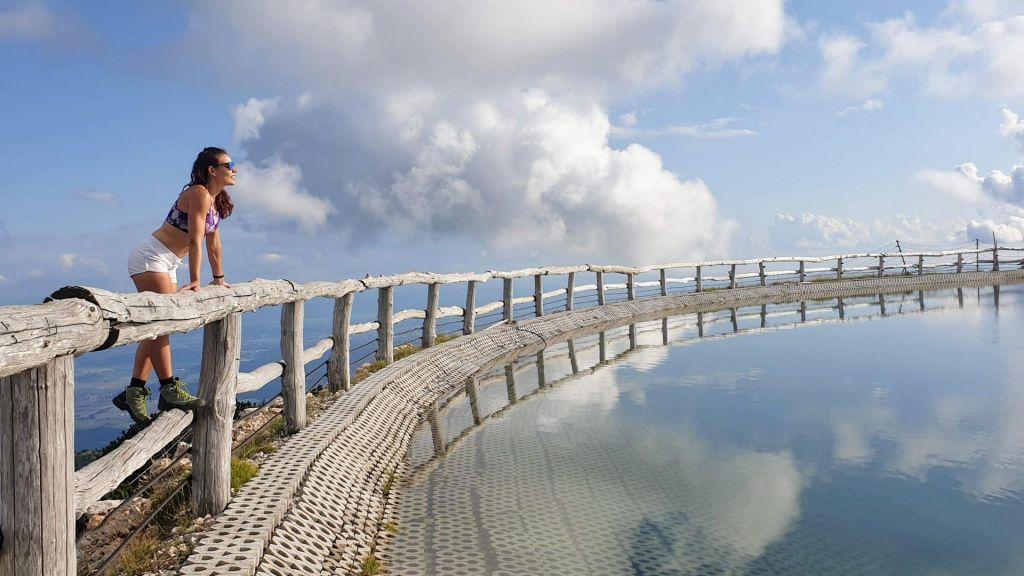 FOTO:Oda 101 jezeru v Sloveniji