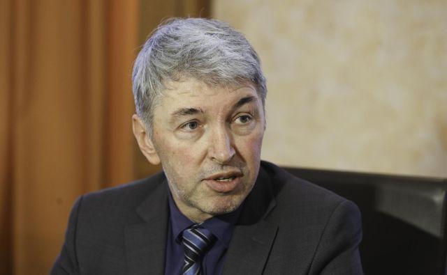 Nekdanji državni sekretar na pravosodnem ministrstvu Darko Stare<br /> FOTO: Jože Suhadolnik/Delo