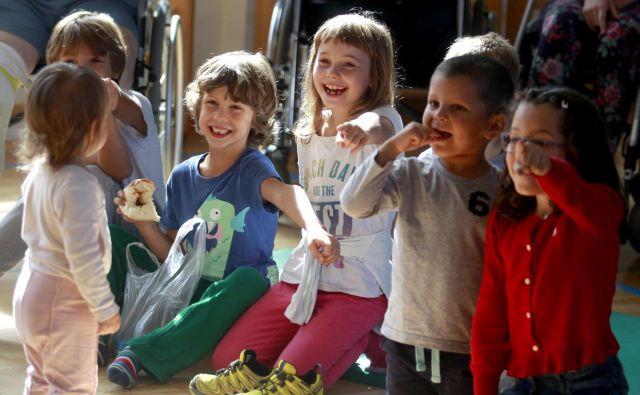 »Za blaginjo otrok nista pomemben le visok BDP in nizka brezposelnost, temveč politične prioritete, za kaj se denar namenja, in neenakost v družbi,« je poudarila Anna Gromada, ena od vodij raziskave. FOTO: Roman Šipić/Delo
