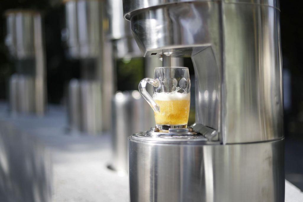 FOTO:Kaj nam fontanomanija pove o naši kulturi pitja