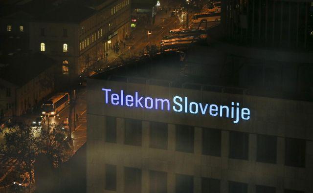 Telekom Slovenije je prisiljen v hujšanje, razen podružnice Ipko na Kosovu so prodali vsa hčerinska telekomunikacijska podjetja. FOTO: Jože Suhadolnik/Delo