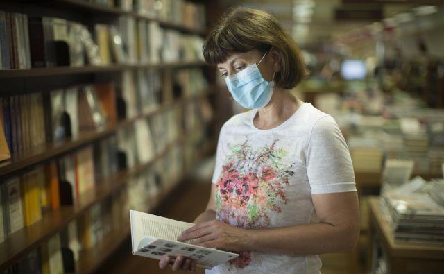 Knjižne novosti založbe UMco kličejo v knjigarne. Foto: Jure Eržen