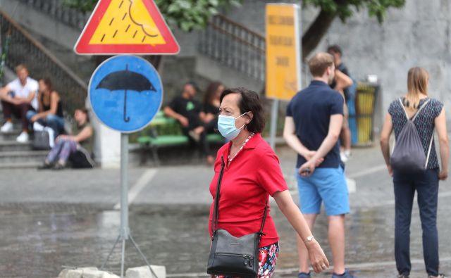 Kdor ne bo spoštoval ukrepov, se bo moral soočiti s posledicami, svari Kacin. FOTO: Dejan Javornik/Slovenske novice