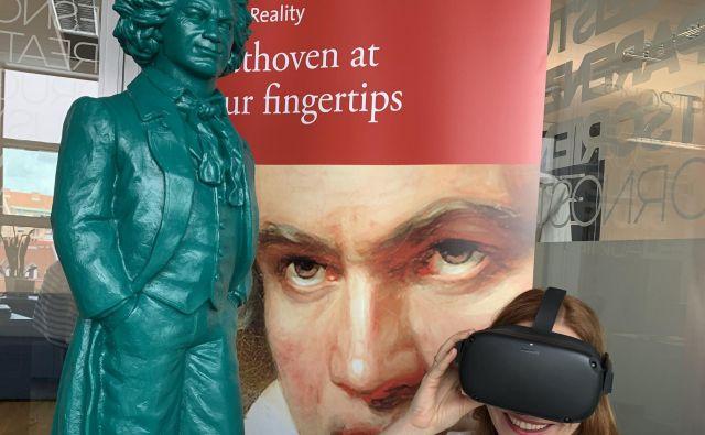 Bonn - Po sledeh Ludwiga van Beethovna bo na ogled v oddaji Čez planke z Mojco Mavec FOTO: DZT