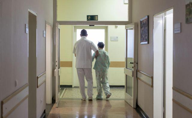 ambulantno delo zelo razlikuje od bolnišničnega. FOTO: Voranc Vogel/Delo
