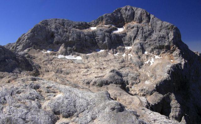 Katera triglavska plezalna smer bo na programu jutrišnjega obiska Kurza, še ni znano. FOTO: Miha Pavšek/arhiv Giam/ZRC SAZU