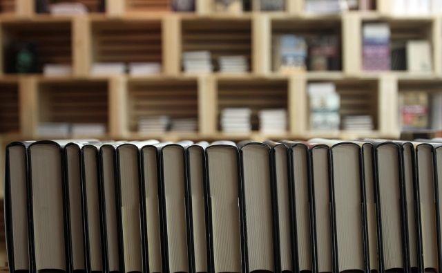 Te dni sem poskušala preko spleta za Knjižnico Andragoškega centra Slovenije naročiti knjigo. Foto Blaž Samec/Delo