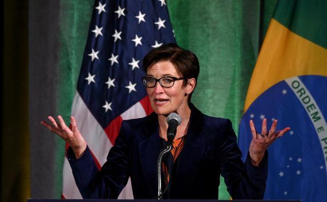 Jane Fraser je v menedžmentu Citigroup postala prepoznavna, ko je sanirala njene posle v Latinski Ameriki. Foto Erin Scott7Reuters