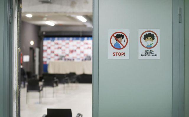 Za prostore, ki jih je zagotovila država z preživljanje karantene, zaenkrat še ni velikega zanimanja. FOTO: Leon Vidic/Delo