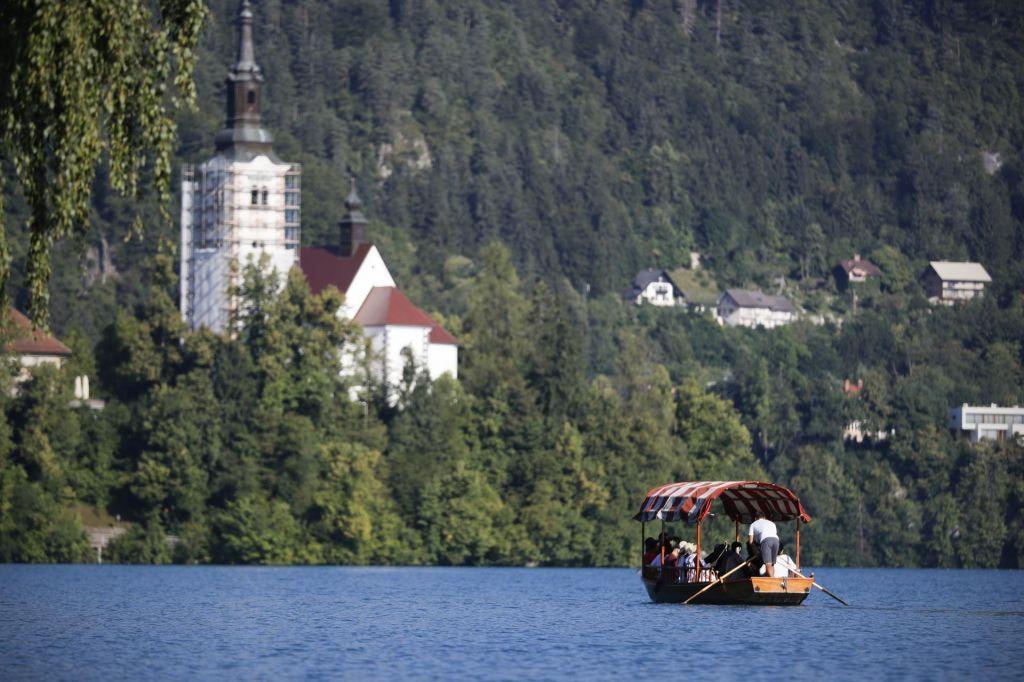 Slovenija, turistični cilj za leto 2021