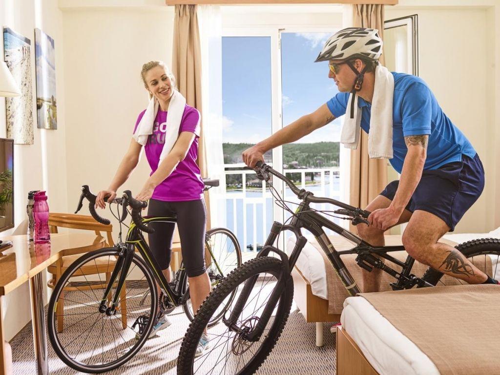 Portoroški Act-ION Hotel Neptun z novo ponudbo za kolesarje
