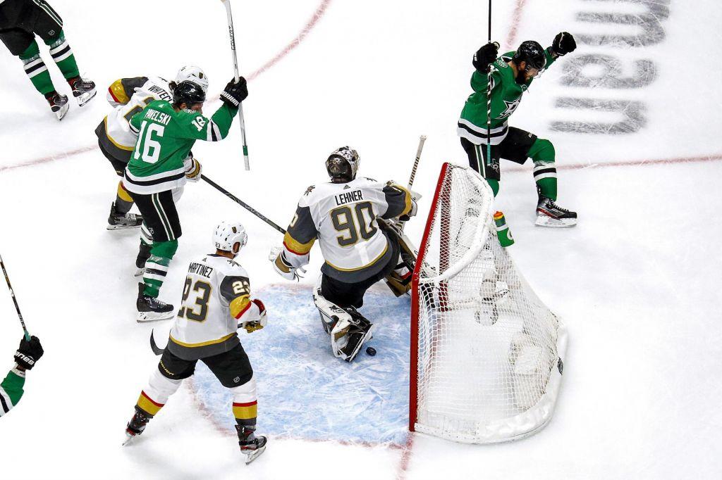 Teksaške hokejske zvezde sijejo močno