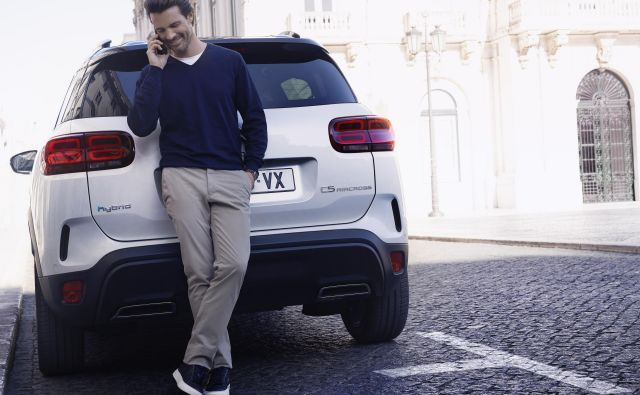 Citroën bo do leta 2025 elektrificiral vse svoje avtomobile. FOTO: Citroën