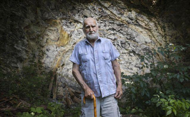 Pavel Medvešček: Staroverci so živeli z naravo, jo častili in se z njo sporazumevali. FOTO: Jože Suhadolnik