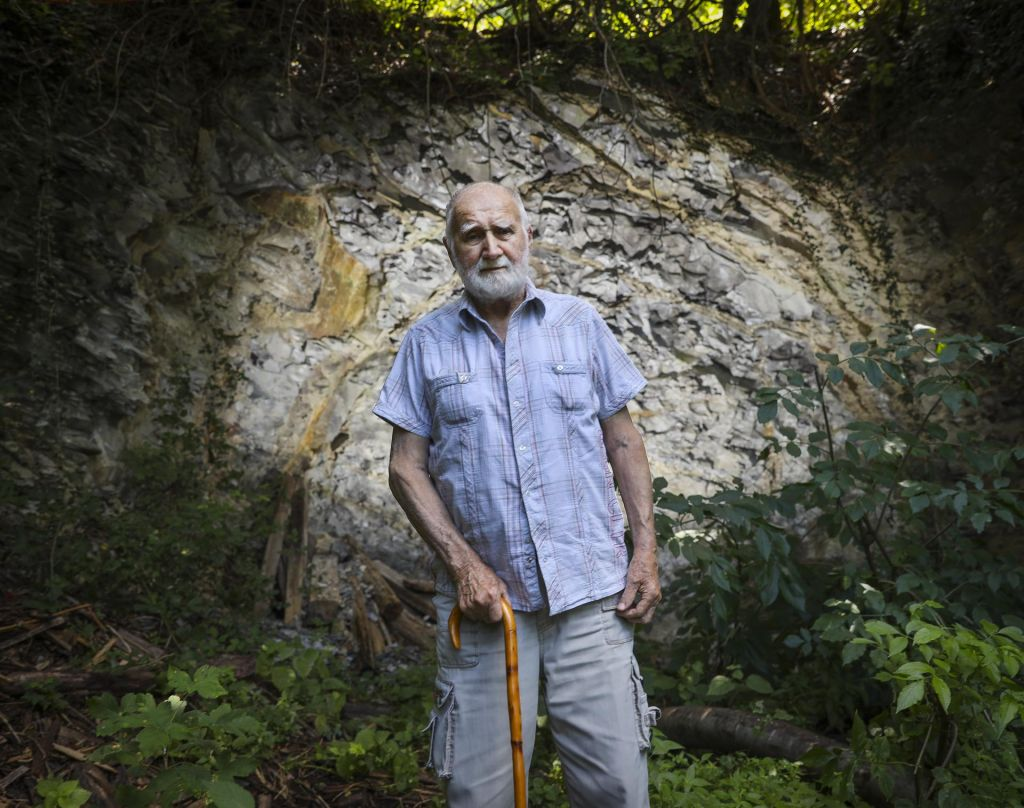 FOTO:Mož, ki je 42 let čuval skrivnosti starovercev