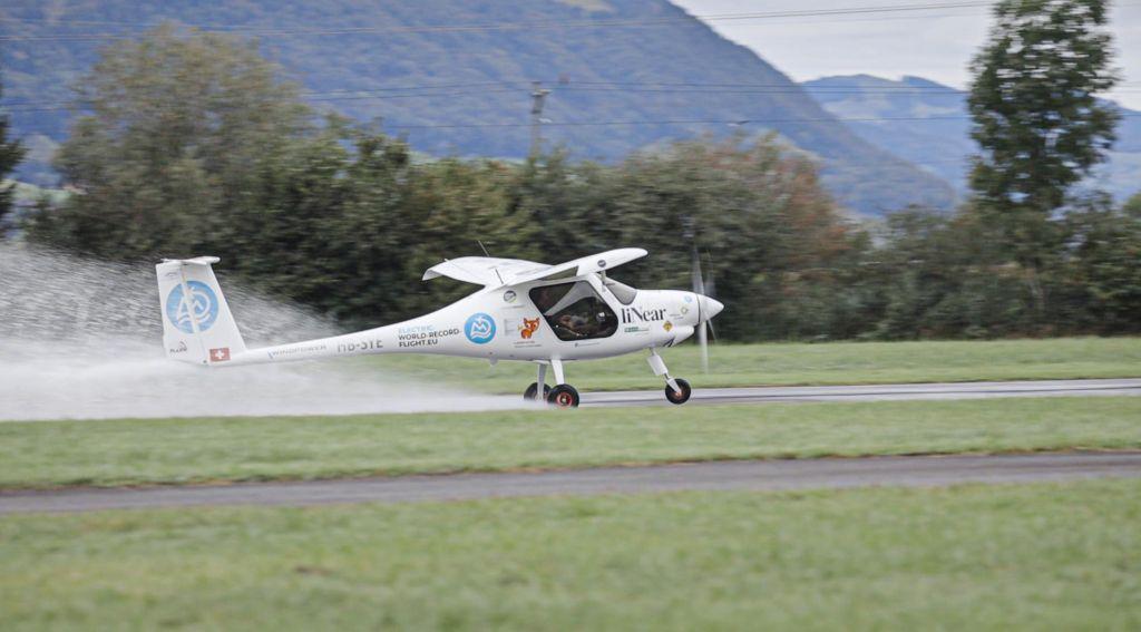 FOTO:Tudi v letalstvu imamo lahko nekaj rekordov
