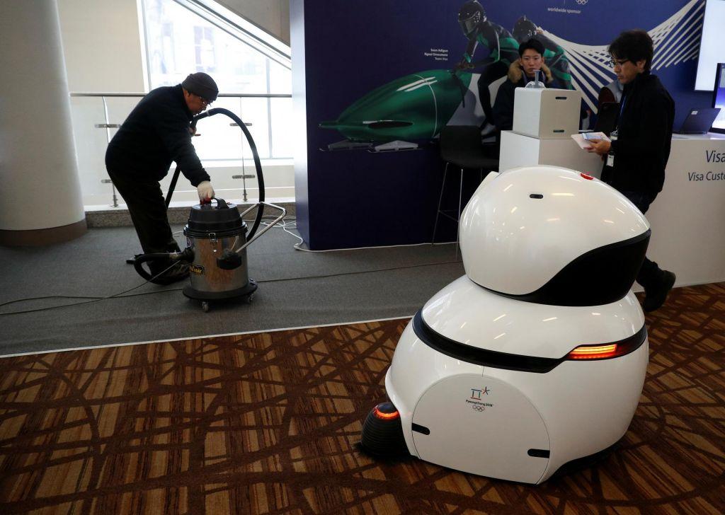 Robotski sesalnik je lahko učinkovit pomočnik