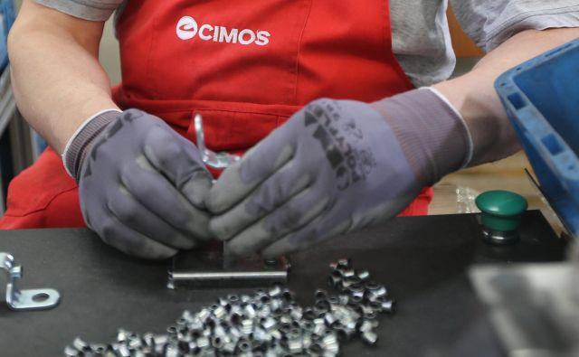 Skupina Cimos je leta 2016 zaposlovala več kot 4000 ljudi, lani slabih 2600. FOTO: Tomi Lombar/Delo