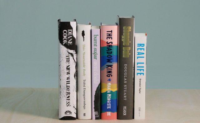 Šest finalistov in med njimi kar štirje prvenci. Foto arhiv Booker Prize