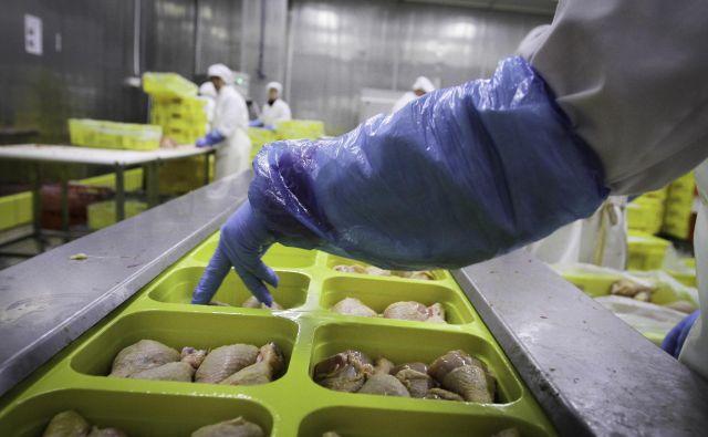 Evropska agencija za varnost hrane doslej ni našla dokazov, da bi se covid-19 prenašal z uživanjem hrane.FOTO: Jože Suhadolnik/Delo