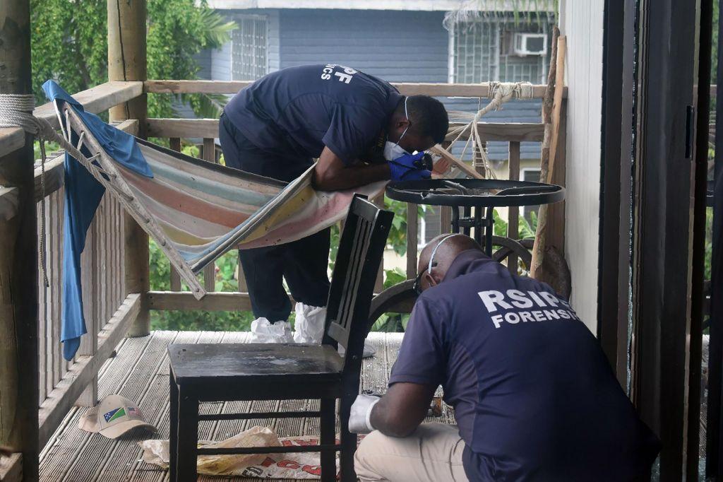 Bombna strokovnjaka umrla v eksploziji na Salomonovih otokih