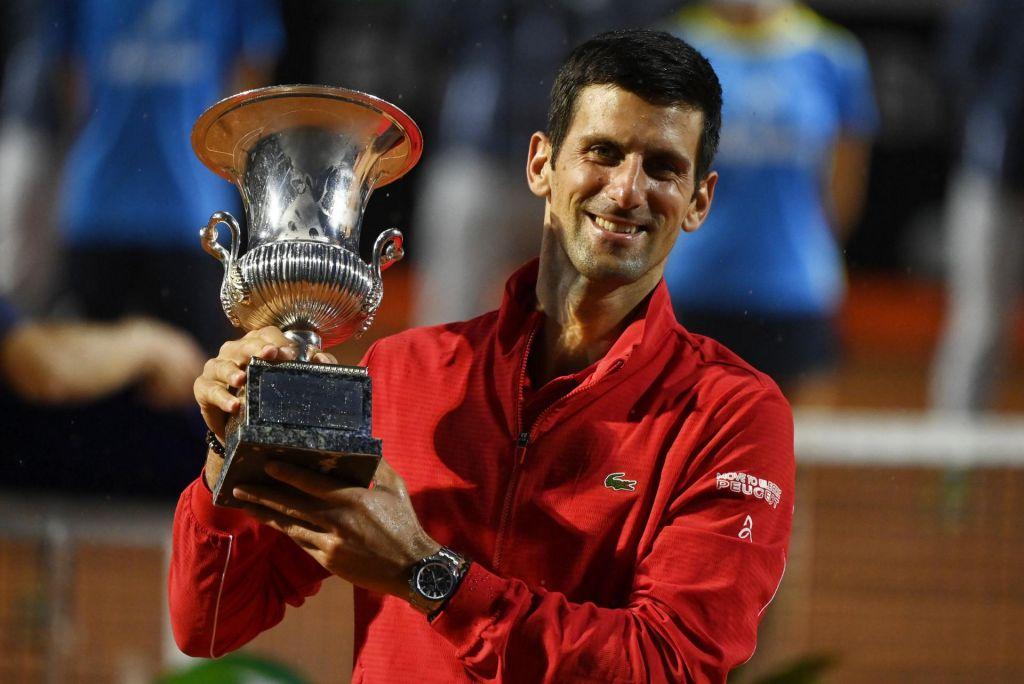 Đoković po številu naslovov na mastersih prehitel Nadala