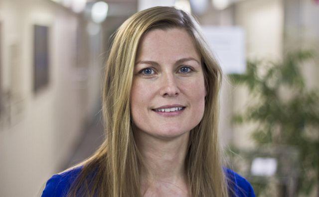 Susann Fiedler je psihologinja in raziskovalka na področju vedenjske ekonomije. FOTO: osebni arhiv