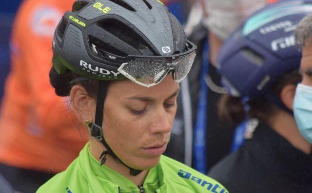 Eugenia Bujak bo edina slovenska reprezentantka na štartu današnje vožnje na čas. FOTO: KZS