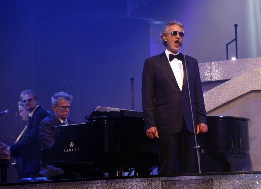 Andrea Bocelli praznuje 62. rojstni dan