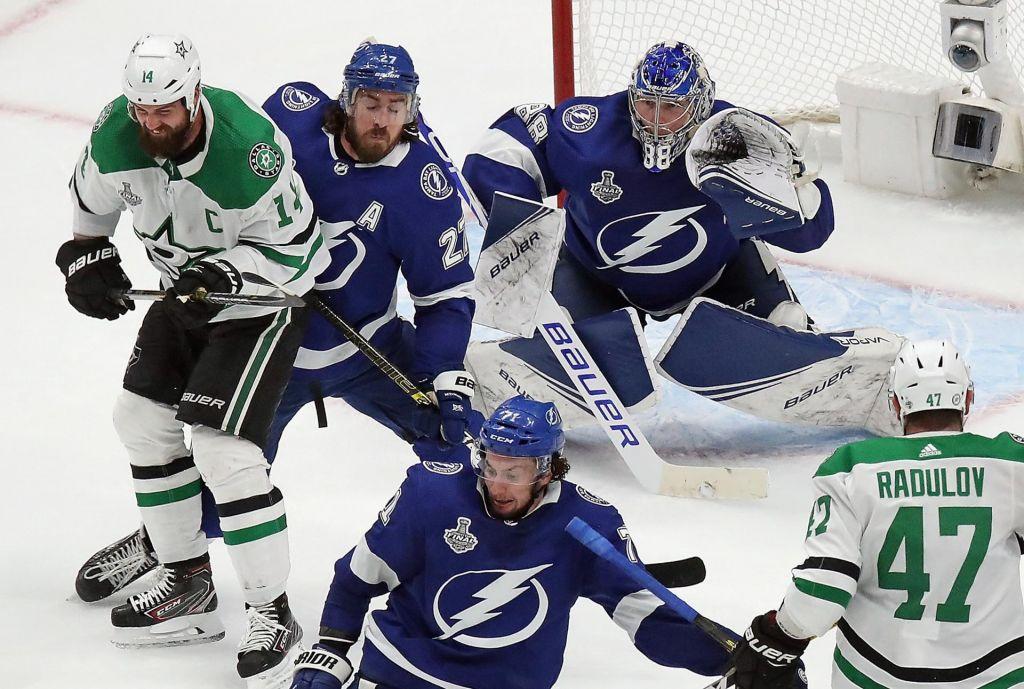Finale NHL: Tampa izničila uvodno prednost tekmecev iz Dallasa