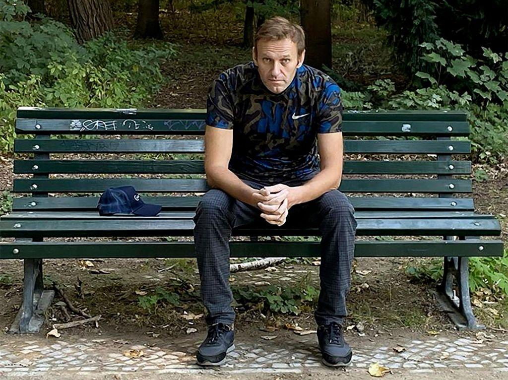 Navalni prepričan, da za zastrupitvijo stoji Putin