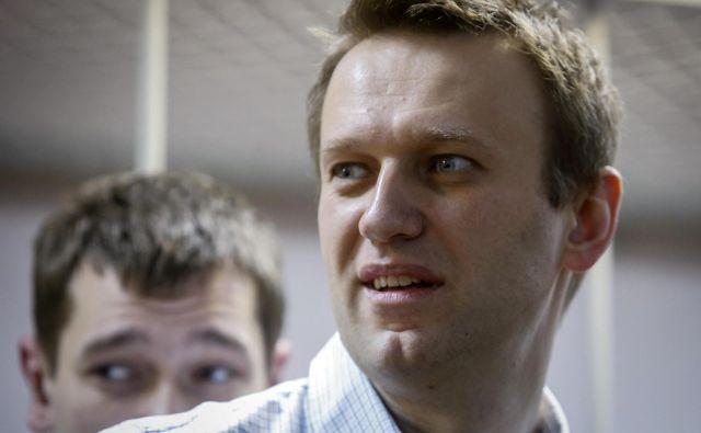 Ruski opozicjski politik Aleksej Navalni je zapustil berlinsko bolnišnico. FOTO: Sergej Karpukhin/Reuters