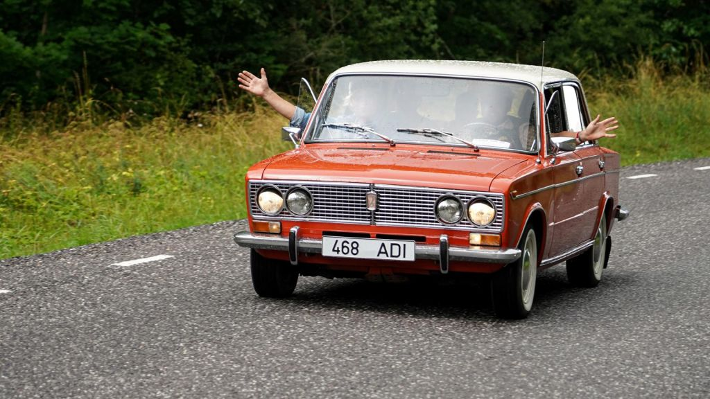 FOTO:Ruski avtomobil stoletja