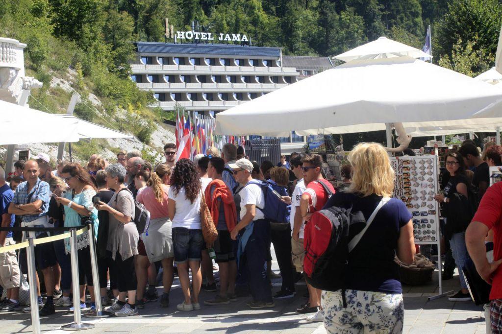 Strah pred izgubo nemških turistov