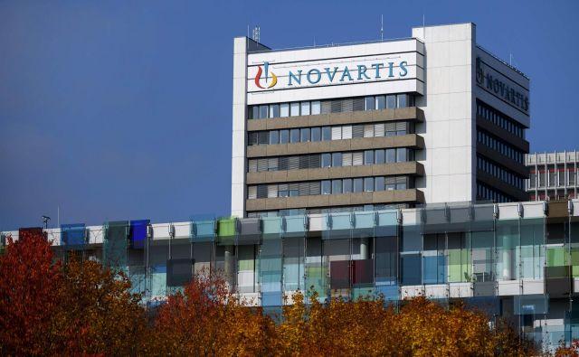 Novartis želi s svojimi strateškimi inovativnimi terapijami za 200 odstotkov povečati doseg bolnikov v državah z nizkimi in srednjimi dohodki. FOTO: Fabrice Coffrini/AFP